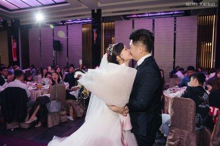 趙喵喵婚禮紀實|瑋恆+玉玲|東東宴會式場-華平囍嫁館|婚禮攝影|高雄婚攝