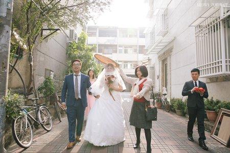 趙喵喵婚禮紀實|亞融+冠禎(結婚)|下營區農會|婚禮攝影|高雄婚攝