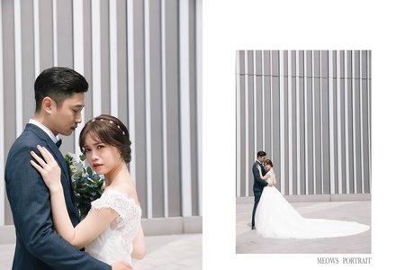 趙喵喵婚禮紀實|梓健+穎先|雅悅會館台南館|婚禮攝影|高雄婚攝