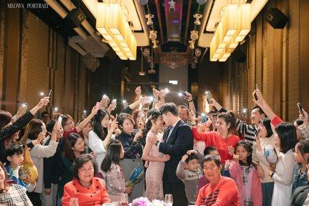 趙喵喵婚禮紀實|俊志+佳宜|台中梧棲海港城國際宴會廳|婚禮攝影|高雄婚攝