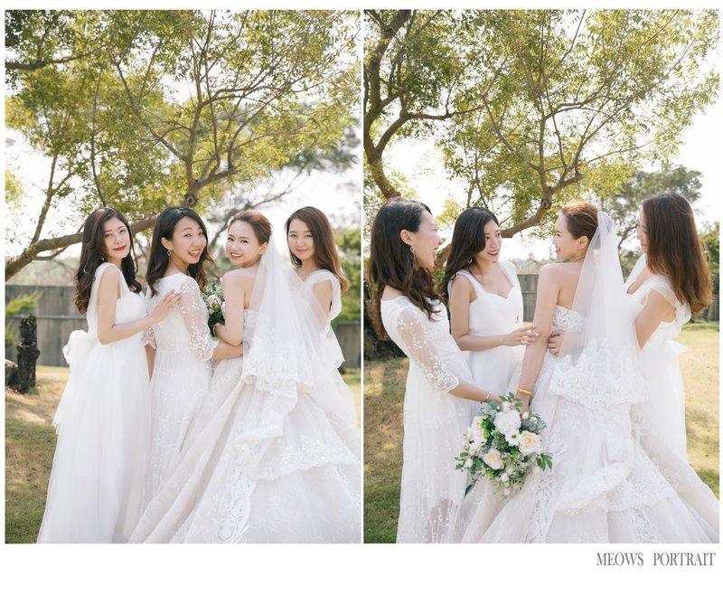 趙喵喵婚禮紀實 | 婚禮平面記錄服務作品