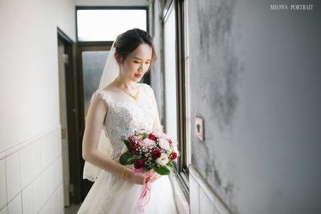 趙喵喵婚禮紀實|俊傑+意晴|婚禮攝影|高雄婚攝