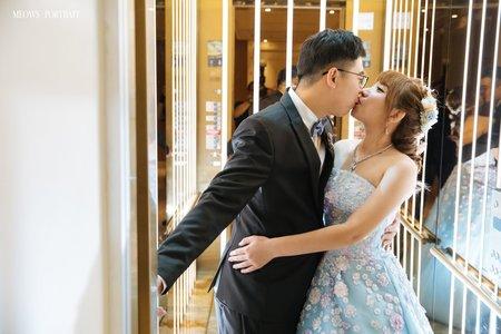 趙喵喵婚禮紀實|奕彰+姿婷|高雄林皇宮|婚禮攝影|高雄婚攝
