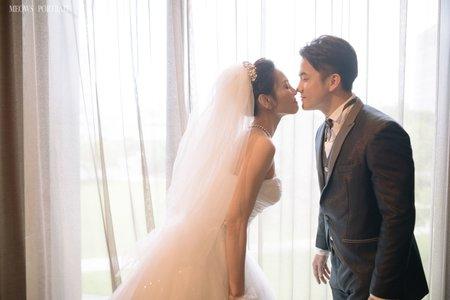 趙喵喵婚禮紀實|瑋廷+秝鈴| 台南晶英酒店|婚禮攝影|高雄婚攝