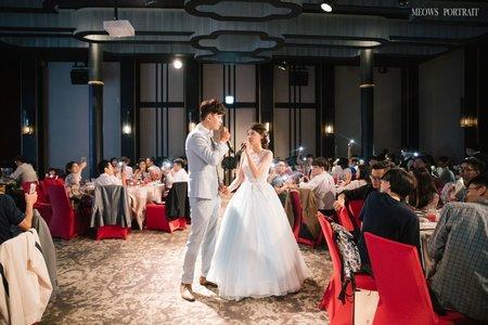 趙喵喵婚禮紀實|婚禮記錄精選