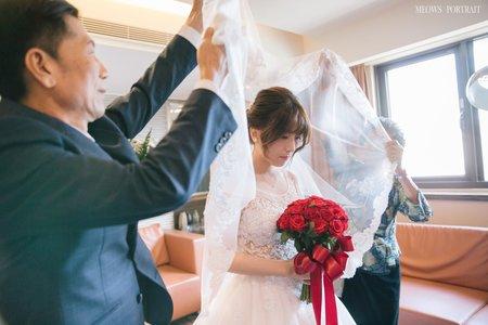 趙喵喵婚禮紀實|桓頡+庭妤| 屏東桃山宴會廳|婚禮攝影|高雄婚攝