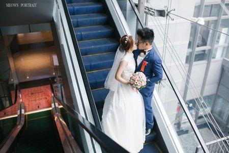 趙喵喵婚禮紀實|德炘+珊瑋| 彭園婚宴會館-新板館|婚禮攝影|高雄婚攝