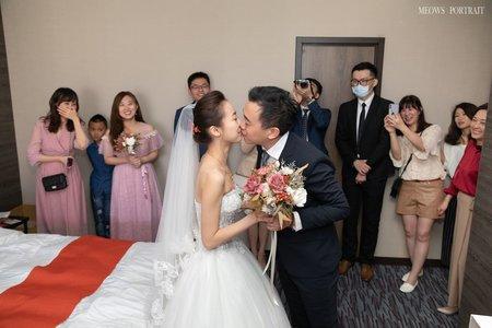 趙喵喵婚禮紀實|孟毅+續蓉| 東東宴會式場-高雄雲頂館|婚禮攝影|高雄婚攝