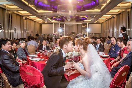 迎娶儀式+午宴-台中 葳格國際會議中心