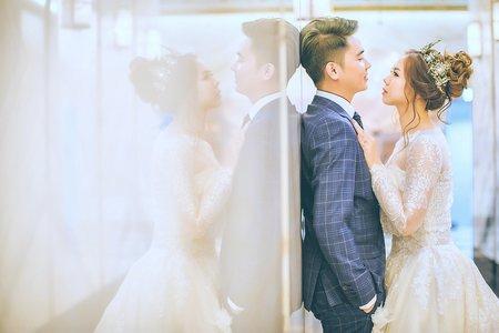 訂結婚雙儀式+晚宴 - 台中僑園飯店