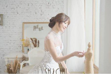 精品手工品牌婚紗