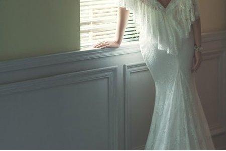 精緻品牌手工婚紗