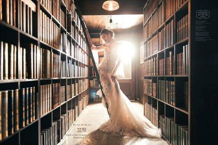 雜誌款婚紗女神由妳來當