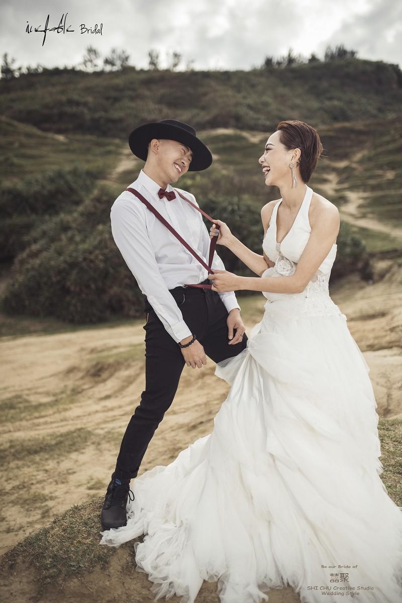 囍聚627001 - 囍聚手工婚紗工作室《結婚吧》