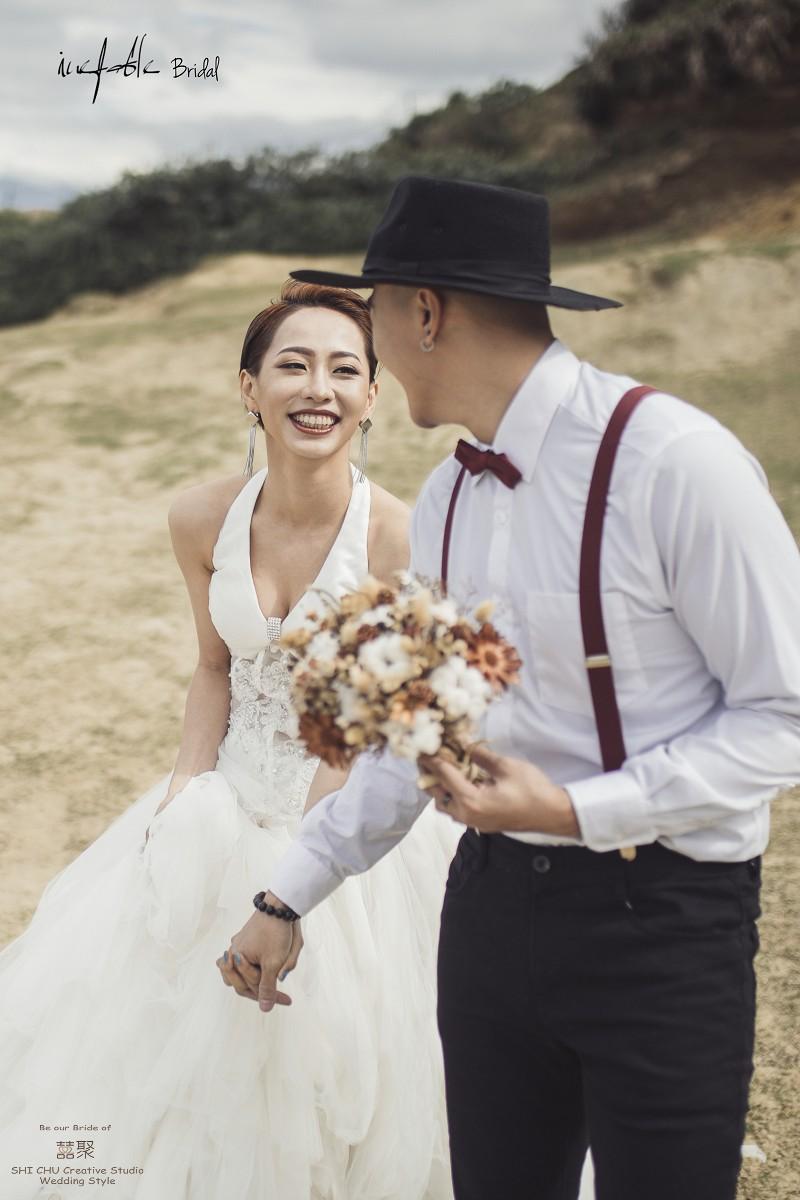 囍聚628001 - 囍聚手工婚紗工作室《結婚吧》