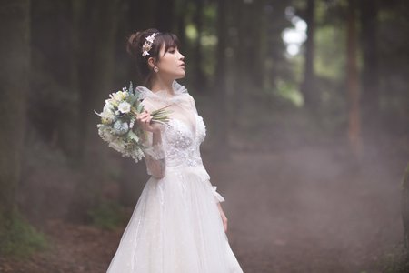 sandy瑞珊新娘秘書