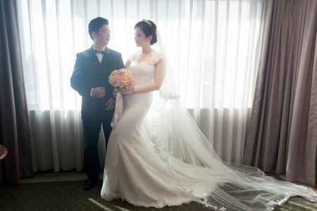 早儀午迎娶基督教證婚晚宴