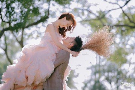 昆娜婚紗新人分享 George ♥ Monica