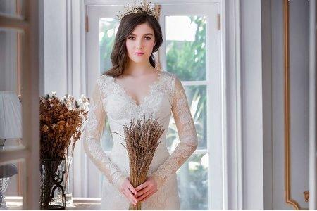 昆娜婚紗❤️代理西班牙皇室婚紗品牌❤️