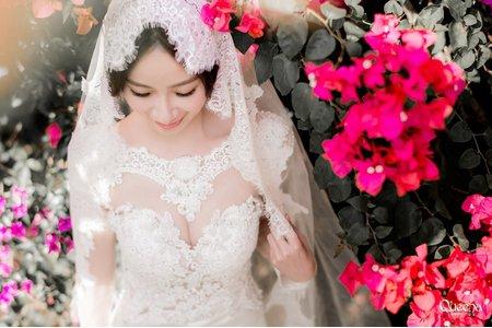昆娜經典婚紗新人分享 嵩峯 💖 卉玟