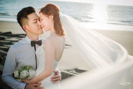 昆娜婚紗幸福新人  明鴻❤️ 宜舫