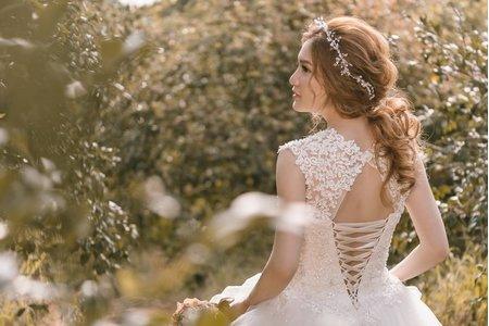 昆娜新娘★婚紗實錄★幸福呈現