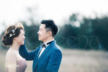 【昆娜經典婚紗】自然清新風格_俊宏&純玫
