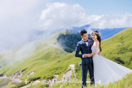 ✬ Queena Wedding ✩台灣美景旅拍✬
