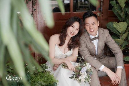 ✬ Queena Wedding ✩攝影師SKY作品集✬