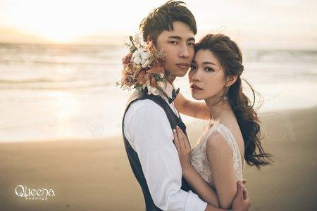 唯美性感美式風格✬ Queena Wedding ✩