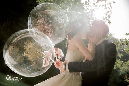 自然甜美韓系風格✬ Queena Wedding ✩