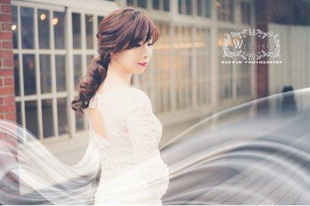 新娘婚紗外拍造型