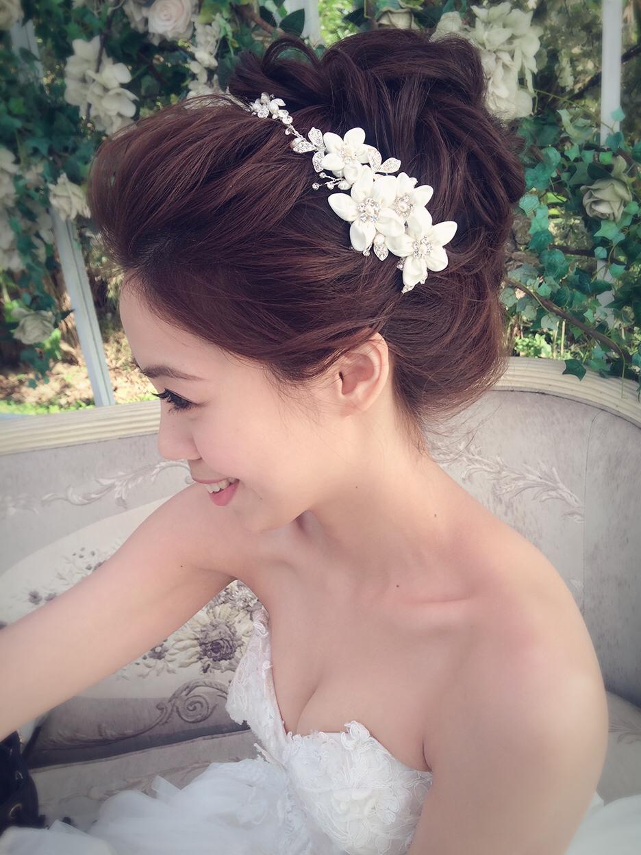 小婕(編號:551521) - 麗安造型彩妝 - 結婚吧