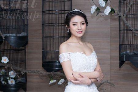 Chi Makeup- |Wedding| 思伃