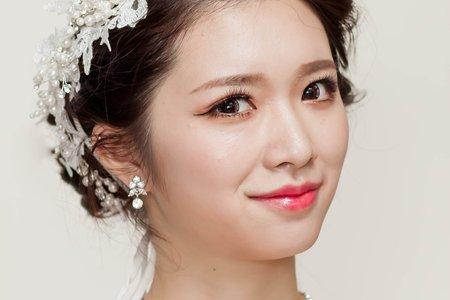 Chi Makeup 整體造型-清新精緻韓風妝容