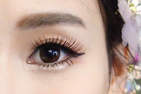 Chi Makeup整體造型-花仙子系列