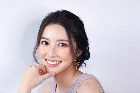 Chi Makeup X 名媛妝感