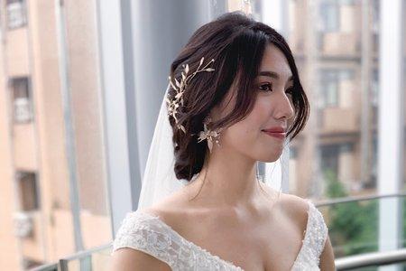 Chi Makeup X 婚禮