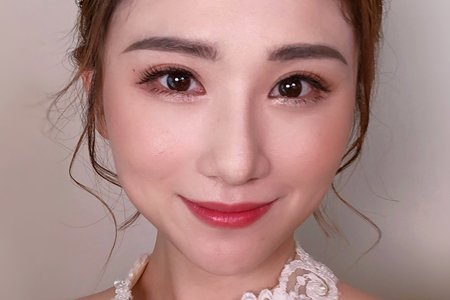 Chi Makeup 整體造型