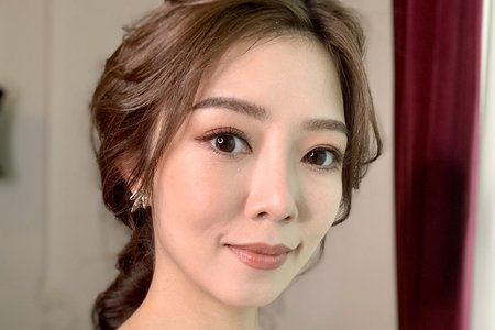 Chi Makeup X 整體造型