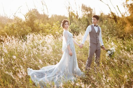台中婚紗 ‧ 自助婚紗 ‧ Chilly hsiao ‧ Snow