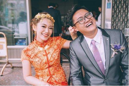 【Mina & 蔡桑】迎娶.儀式