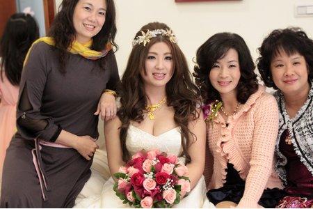 婚宴新娘實紀(厚片新娘)