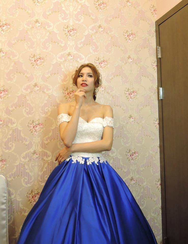 44356027_1403097279824112_3009690245248581632_n - 新秘儀家  葛瑞絲 婚禮造型 整體造型《結婚吧》