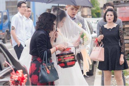 宗桓&秀嫻婚禮紀錄(豐原江屋)