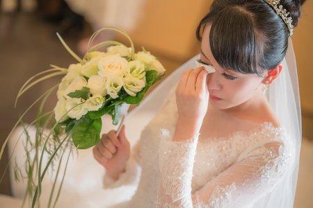 東峻&逸庭婚禮紀錄(台北 圓山)