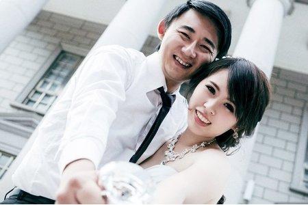 自助婚紗作品-宏vs菁