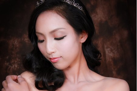 健康膚色也能當公主