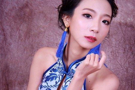 中式旗袍就是那麼美