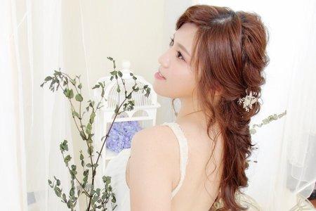 韓式妝髮棚拍寫真